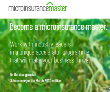 Microinsurance Master programme